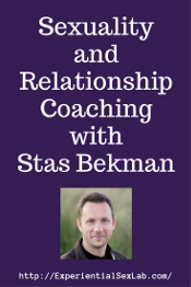 Sexuality and Relationship Coaching with Stas Bekman
